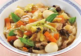 白菜と豚肉のあんかけ炒め おすすめレシピ マルエツ