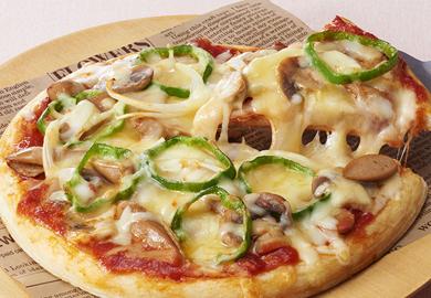 ウインナーピザ