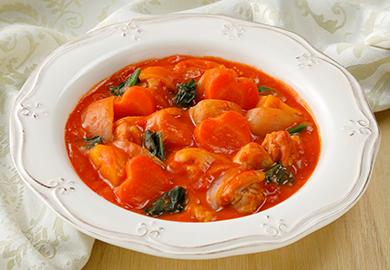 トマトシチュー
