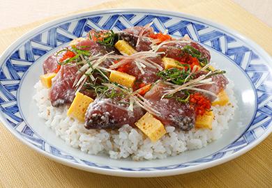 塩こうじのちらし寿司