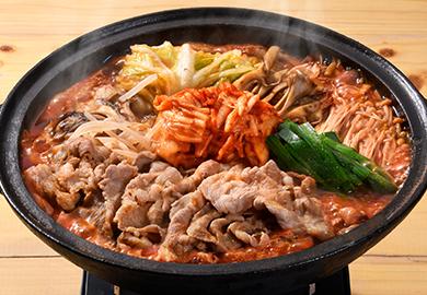 キムチ鍋 おすすめレシピ|マルエツ