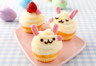 イースターカップケーキ フロマージュクリーム