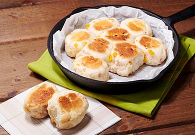 コーンチーズちぎりパン